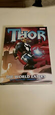 THOR: THE WORLD EATERS ~ MARVEL HARD COVER PRICE $24.99 NEW SEALED