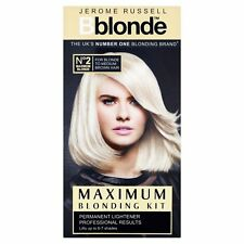 Jerome Russell Bblonde Maximum Blonding Kit No. 2