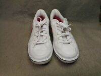 VINTAGE WOMAN'S NIKE AIR DRC2  SPORT SHOES SLIGHTLY USED  SIZE 8