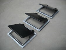 3 x LARGE POP-UP ROOF AIR VENTS  -Premium Grade-Trailer,Canopy,Camper,Horsefloat