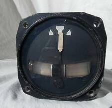 WW2 P-40, P-51, P-47  Fighter Type A-11 Turn & Bank Instrument ,NICE