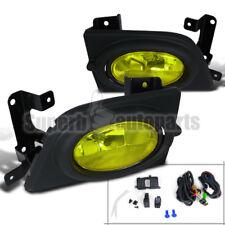 For 2006-2008 Honda Civic 4Dr Sedan Bumper Fog Lights Driving Lamp+Switch