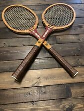 "Vintage Bancroft Bjorn Borg Personal Tennis Racquet 4 5/8 L ""NICE"""