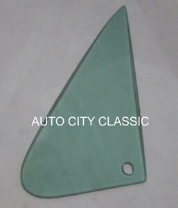 LH Front Vent Glass 1973-1979 Chevy GMC Pickup C10/K10 K5 Blazer/Suburban Green