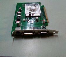 NVidia GeForce 8400GS P/N 512-P2-N738-LR 512MB PCI-E DDR2 Video Card