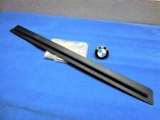 BMW e46 3er Compact NEU M Stoßstange Leiste Blende hinten M Bumper Strip rear