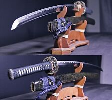 SOLD MM264 3A  Katana Japanese Sword Clay Tempered Hadori Sashikomi