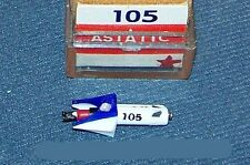Astatic 105 PHONOGRAPH CARTRIDGE NEEDLE for Sears 58F5788 replaces EV 66