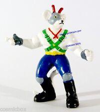 Figurine Les SOURIS de l'ESPACE figure BULLY figuren VINNIE Bullyland motard neu