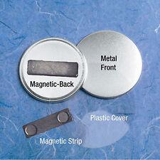 "Badge-A-Minit 250-3"" Magnetic-Bar Button Sets #3785"