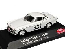 Volvo P1800 - 1962 R. Bäcklund / N. Falk3575024  ATLAS 1:43