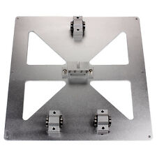 Reprap Mendel Prusa i3 Aluminum Alloy Z Axis Y Carriage Plate Timing Belt Holder