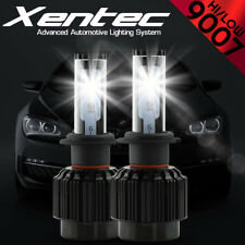 XENTEC LED HID Headlight kit 488W 48800LM 9007 HB5 6000K 2005-2007 Ford Focus