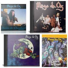 MAGO DE OZ 4 CD LA BRUJA ,PRIMER DISCO, JESUS LA CIUDAD DE LOS ARBOLES DELUXE