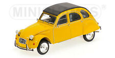 "Citroën 2CV ""Yellow"" 1980 (Minichamps 1:43 / 400 111502)"