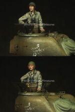 "Alpine Miniatures 35156 3rd Armored div. ""SPEARHEAD"" Set (2 chiffres), échelle 1:35"