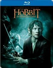 The Hobbit - An Unexpected Journey 3d+ 2d Caja Metálica Blu-ray NUEVO (10003909