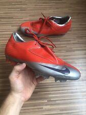 Nike Mercurial Steam V FG Max Orange/Abyss CR7 Football Boots UK9 US10