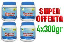 Magnesio Supremo 300 gr Antistress Natural Point 4- Confezioni da 4X300