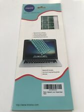 Mosiso Ultra-thin Keyboard Cover Green *Ships from USA* Free Shipping