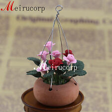 1:12 scale dollhouse decoration high quality beautiful gorgeous miniature flower