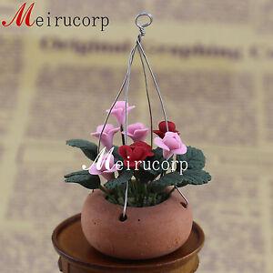 1:12 scale dollhouse decoration high quality beautiful gorgeous miniature flower
