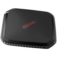 SanDisk Extreme 500 240GB External SSD USB 3 SDSSDEXT-240G-G25 Solid State Drive