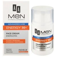 Oceanic AA Men Hypoallergenic Advanced Care 30+ Energy Face Cream