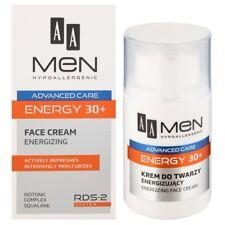 Oceanic AA Men Hypoallergenic Advanced Care 30+ Energy Face Cream