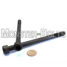 10mm x 1.50 x 140mm - Qty 5 - SOCKET HEAD Cap Screws Black Oxide Class 12.9 M10