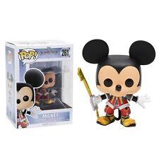 Kingdom Hearts Mickey Pop! Vinyl Figure: