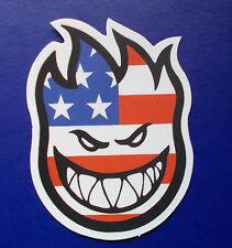 "Sticker Aufkleber Matt-Optik ""US Flamehead"" Laptop, Notebook, Stickerbomb"