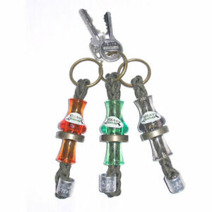 Heavy Hauler Outdoor Gear Mini Duck Call Key Chain w/ Duck Call And Duck Band