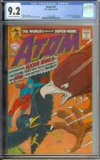 ATOM #37 CGC 9.2 OW/WH PAGES