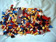 Lego Mixed Bundle Clean & Genuine Bricks & Parts -1 kg =about 700 to 900 peices