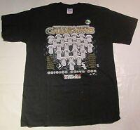 Chicago White Sox Black T-Shirt XL 2005 World Series Champion Player Jersey
