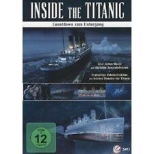 INSIDE THE TITANIC -  COUNTDOWN ZUM UNTERGANG  DVD++++++++++ NEU