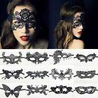 Venetian Masquerade Eye Mask Halloween Fancy Dress Party Soft Lace