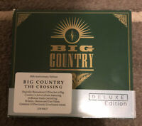 Big Country - The Crossing 30th Anniversary Deluxe Edition 2CD - Very Good