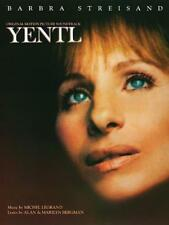 Yentl -- Original Motion Picture Soundtrack: Piano/Vocal/Chords (1983, Taschenbuch)