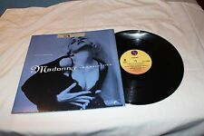 "Madonna 12"" Maxi-Single with Original Cover-RESCUE MEx4"