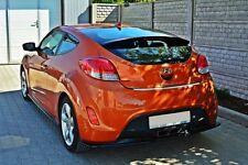 Carbon CUP Dachspoiler Heckspoiler für Hyundai Veloster Spoiler Dach Aufsatz