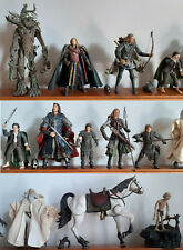 RARE LORD OF THE RINGS COLLECTIBLES FIGURES LOT