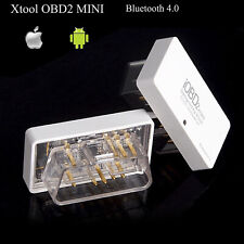 XTool Mini iOBD2 OBD2 Bluetooth 4.0 Code Reader Scanner for iphone IOS Android