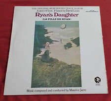 RYAN'S DAUGHTER  ( LA FILLE DE RYANN ) LP ORIG FR BOF / OST MAURICE JARRE