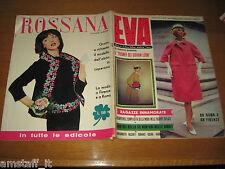 EVA=1959/8=RIVISTA MAGAZINE MODA DONNA WOMAN CUCINA ARREDAMENTO=