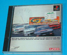 GT MAX REV All Japan Touring Car Chanpionship - Sony Playstation - PS1 PSX - JAP