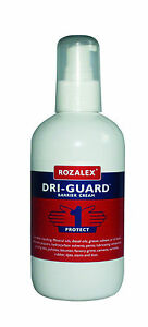 ROZALEX Dri-Guard Easy Pump Barrier Cream 250ml  *** NEW ***