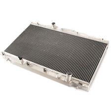 45MM ALLOY RACE ENGINE RADIATOR RAD FOR HONDA INTEGRA DC5 2.0 16v Type R 02-06