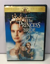 The Princess Bride (Dvd, 2001) Pg. Special Edition with Special Features.